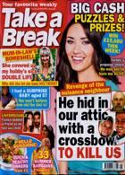 Take A Break Magazine Issue NO 25