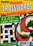 Puzzler Pocket Crosswords Magazine Issue NO 452