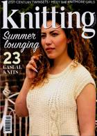 Knitting Magazine Issue KM219