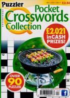 Puzzler Q Pock Crosswords Magazine Issue NO 224