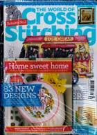 World Of Cross Stitching Magazine Issue NO 309