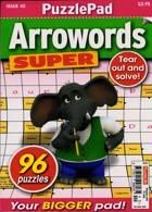 Puzzlelife Arroword Super Magazine Issue NO 40