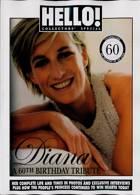 Hello! Special Collectors Edition Magazine Issue DIANA 60