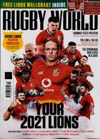 Rugby World Magazine Issue JUL 21