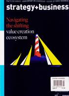 Strategy & Business Magazine Issue SUMMER
