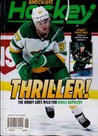 Beckett Nhl Hockey Magazine Issue JUN 21
