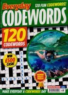 Everyday Codewords Magazine Issue NO 78