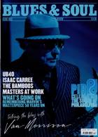 Blues And Soul Magazine Issue NO 1052