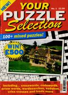 Your Puzzle Selection Magazine Issue NO 1