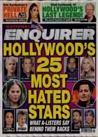 National Enquirer Magazine Issue 12/07/2021