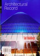 Architectural Record Magazine Issue MAY 21