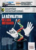 Courrier International Magazine Issue NO 1593