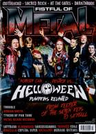 Fistful Of Metal Magazine Issue NO 3