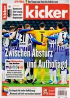 Kicker Montag Magazine Issue NO 18