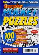 Everyday Pocket Puzzle Magazine Issue NO 145