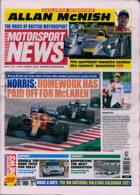 Motorsport News Magazine Issue 08/07/2021