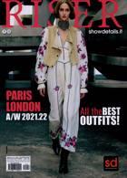 Show Details Riser P/Lon Magazine Issue 16