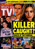 Whats On Tv England Magazine Issue 24/07/2021