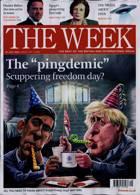 The Week Magazine Issue 24/07/2021