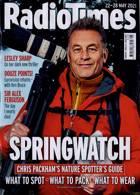 Radio Times London Edition Magazine Issue 22/05/2021