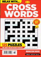 Relax With Crosswords Magazine Issue NO 18