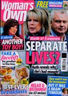 Womans Own Magazine Issue 24/05/2021