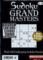 Sudoku Grandmaster Magazine Issue NO 196