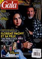 Gala French Magazine Issue NO 1456