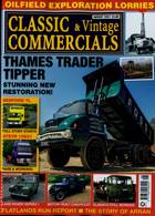 Classic & Vintage Commercial Magazine Issue AUG 21