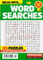 Relax With Wordsearches Magazine Issue NO 18