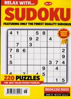 Relax With Sudoku Magazine Issue NO 18