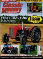 Classic Massey Ferguson Magazine Issue SEP-OCT