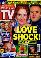 Whats On Tv England Magazine Issue 22/05/2021