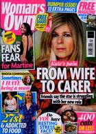 Womans Own Magazine Issue 02/08/2021