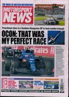 Motorsport News Magazine Issue 05/08/2021