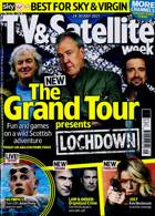 Tv And Satellite Week  Magazine Issue 24/07/2021