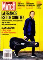 Paris Match Magazine Issue NO 3759