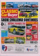 Classic Car Buyer Magazine Issue 21/07/2021