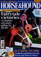 Horse And Hound Magazine Issue 22/07/2021