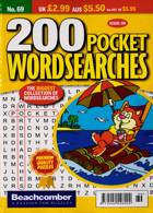 200 Pocket Wordsearches Magazine Issue NO 69