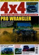 4 X 4 Magazine Issue AUG 21