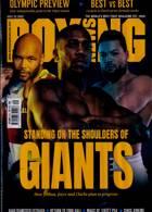 Boxing News Magazine Issue 22/07/2021