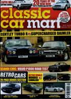 Classic Car Mart Magazine Issue SEP 21