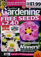 Amateur Gardening Magazine Issue 31/07/2021