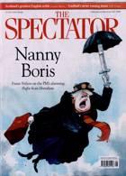 Spectator Magazine Issue 17/07/2021