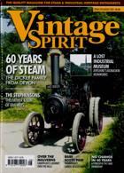Vintage Spirit Magazine Issue AUG 21