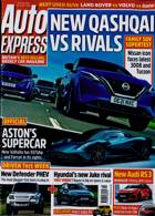 Auto Express Magazine Issue 21/07/2021