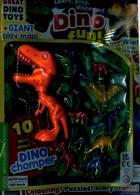Dino Fun Magazine Issue NO 18
