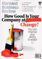 Harvard Business Review Magazine Issue JUL-AUG
