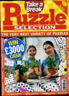 Take A Break Puzzle Select Magazine Issue NO 6